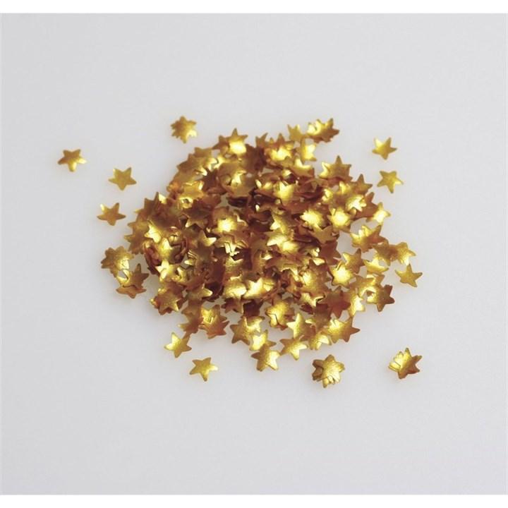 Rainbow dust edible glitter gold stars culpitt