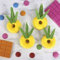 PME Natural Candy Buttons - Yellow - 200g