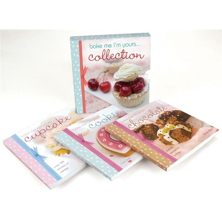 Cake And Cupcake Decorating Books : Culpitt - Bake Me I m Yours... Collection