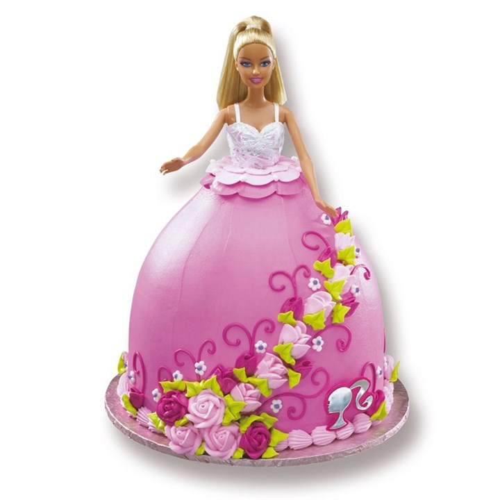 Cake Decoration Doll : Doll Cake Decoration