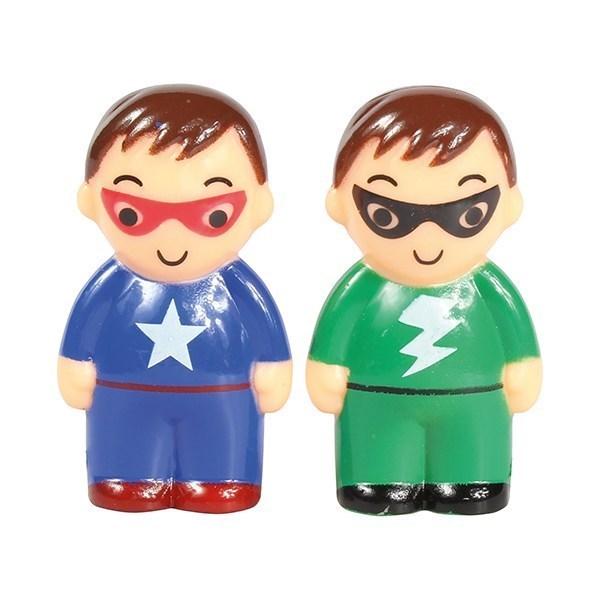 Superhero Cake Topper 2 Designs Boxed 12 Culpitt