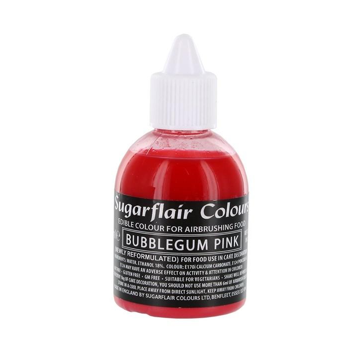 Sugarflair Airbrush Colour - Bubblegum Pink | Culpitt