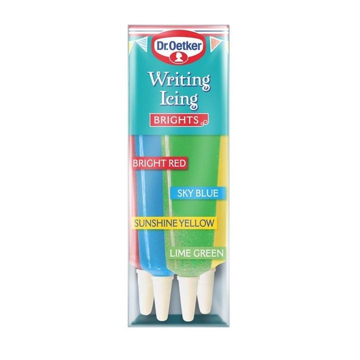 Dr Oetker Writing Icing Brights Culpitt