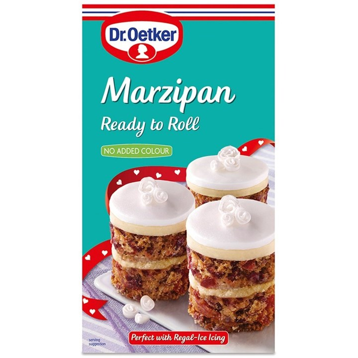 Cake Decorations Dr Oetker : Dr Oetker Easy to Roll Marzipan 454g Culpitt