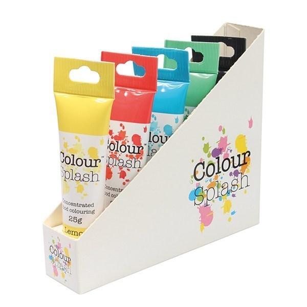 Colour Splash Gels - Primaries - 25g x 5   Culpitt