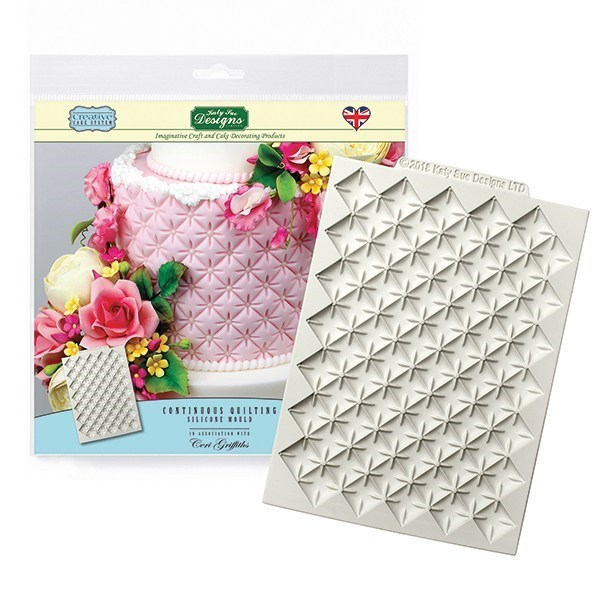 Katy Sue Moulds Continuous Quilting Mat Culpitt