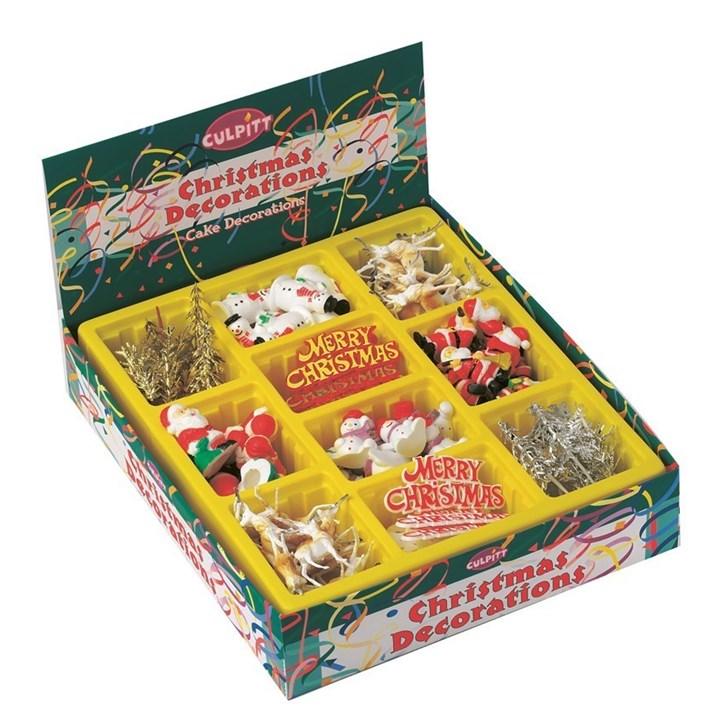 Plastic Cake Decorations For Christmas : ** No longer available ** Culpitt