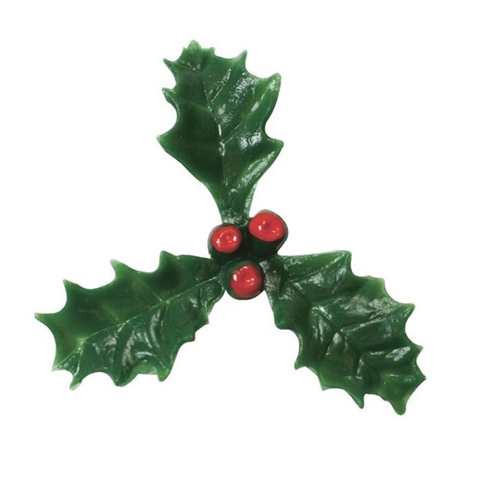Home Seasons & Events Christmas Holly & Christmas Foliage Plastic ...