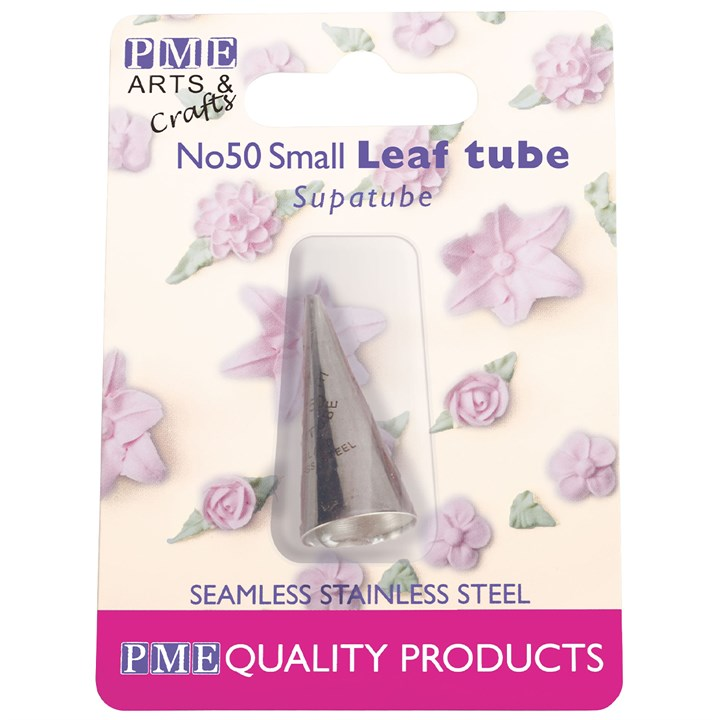 PME Supatubes Seamless Stainless Steel Icing Tube - ST50
