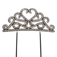 Diamante Tiara - 78mm