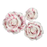 SugarSoft® Roses - Marbled - Raspberry Ripple - Mixed Box