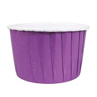Hot Pink Baking Cups