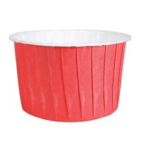 Red Baking Cups