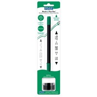 PME Brush n Fine Pen Dark Green