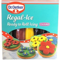 Dr. Oetker Ready to Roll Coloured Icing Culpitt