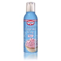Dr. Oetker Easy Swirl Cupcake Icing - Pink - single - SALE