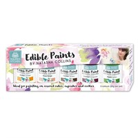 Squires Edible Paint by Natasha Collins - Set 3