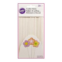 Wilton Cake Pop Sticks - Pack of 20