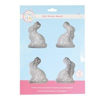 Cake Star Mini Bunny Chocolate Mould