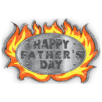 Father's Day Flames - Image