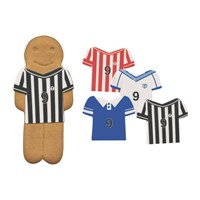 Football Shirts Assorted - Sugar Shapes