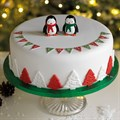 Plastic Penguin Friends Figurines - Set of 2 - RP -  - single